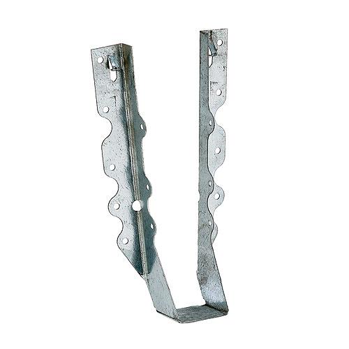 Étrier en acier galvanisé Simpson Strong-Tie de 2 po x 10 po, 50/bte
