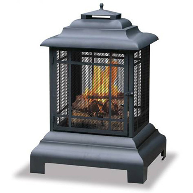 wonderful metal gather in elegant from living room outside fireplace the kits lowes outdoor