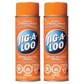 Jig-A-Loo Lubricant - 2-Pack