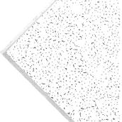 CertainTeed Avalon Fire Ceiling Tile - White - Mineral Fibre