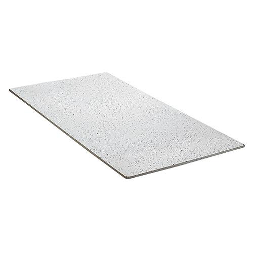 Carreaux pour plafond Grenada CertainTeed, fibre minérale