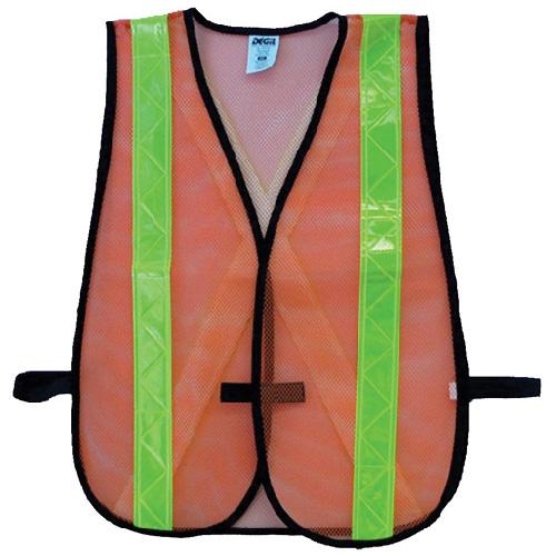 Traffic Vest Hi-Visibility - Pack of 25