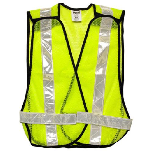 """Traffic"" Safety Vest - Pack of 25"