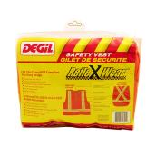 Degil RefleXWear Safety Vest - Lime Green
