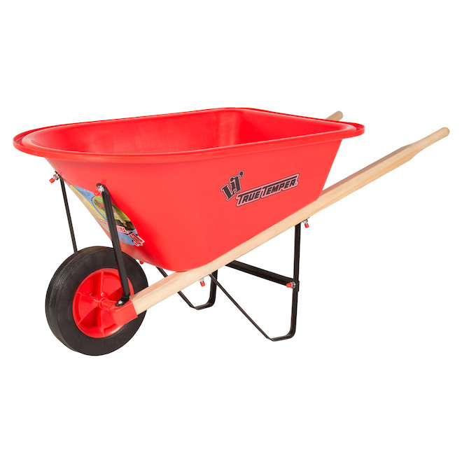 Wheelbarrow for Kids - 1.5 sq.ft.