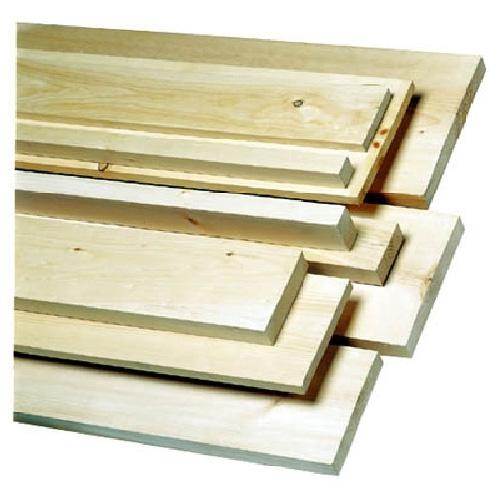 """White Pine - 1&2 - 1"""" x 8"""" x R/L"""
