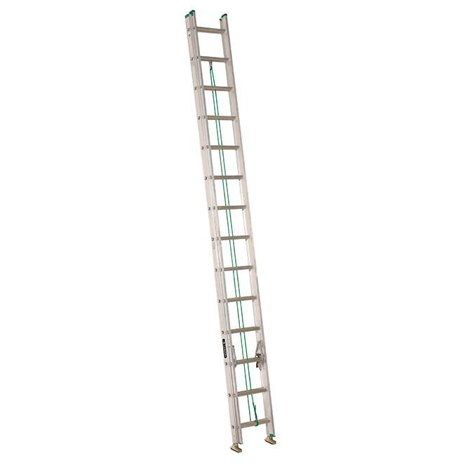 Eagle Extension Ladder - T2 - Aluminum - 28-ft