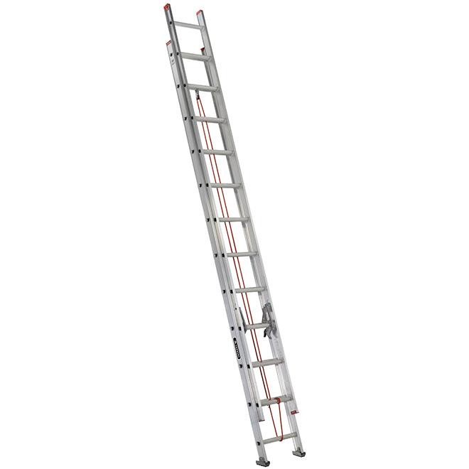 Eagle Extension Ladder - T3 - Aluminum - 24-ft LP-1024E
