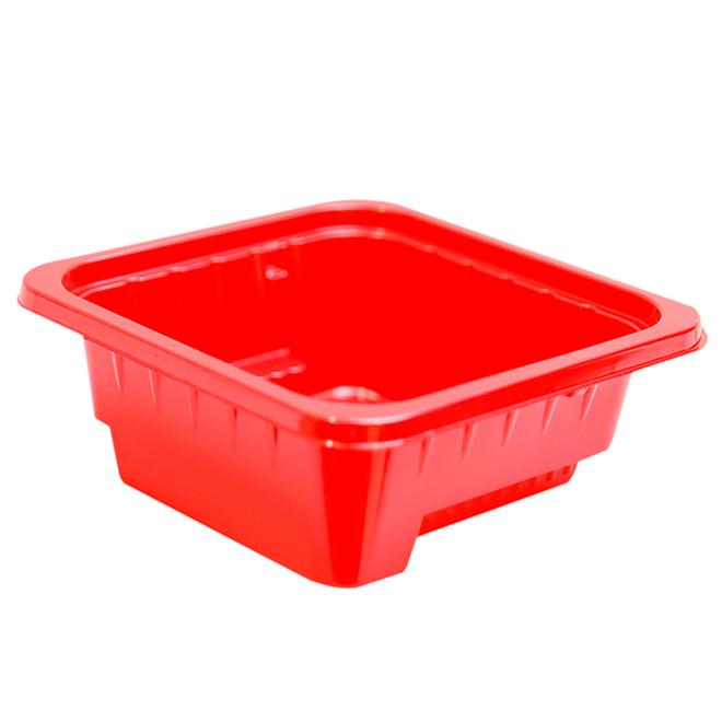 Mini-plateau plastique pour moulures, 10 po