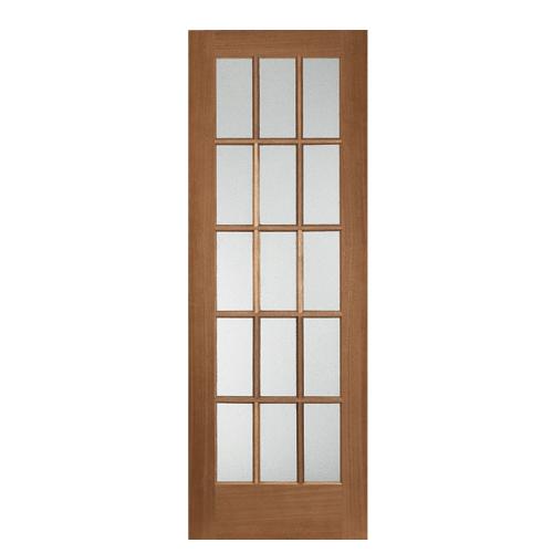 """Morocco"" 15-Lite French Door"