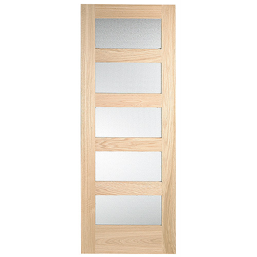 """Morocco"" 5-Lite French Door - 32"" - Natural"