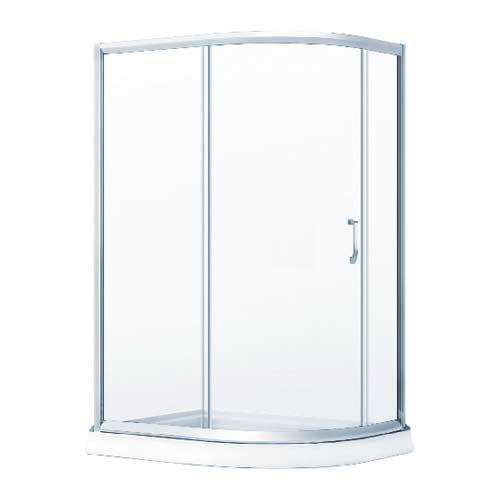 """""""Sabbia"""" shower door"""