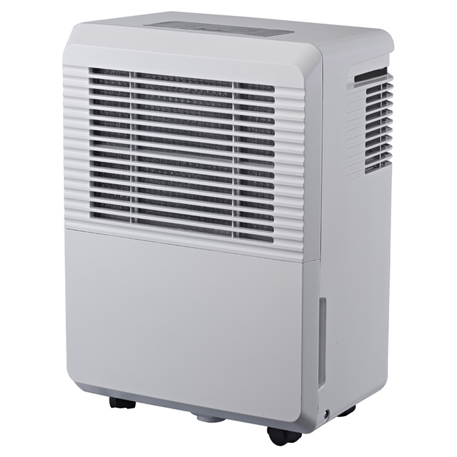 Dehumidifier - 30 Pint - 1500 sq.ft. - White