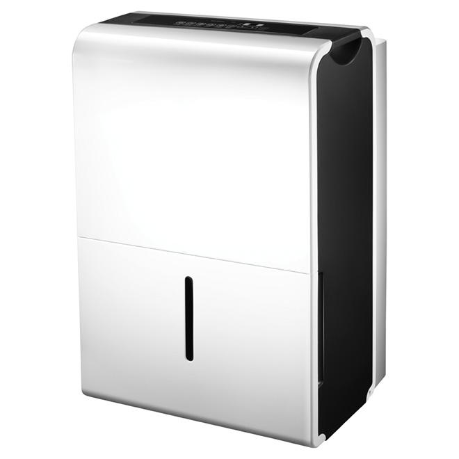 Electronic Dehumidifier - 60 PT - 3500 sq. ft. - White