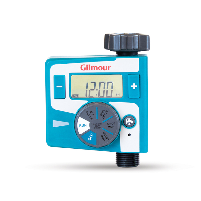 "Timer - ""Gilmour 300GTS"" Single Outlet Electric Timer"