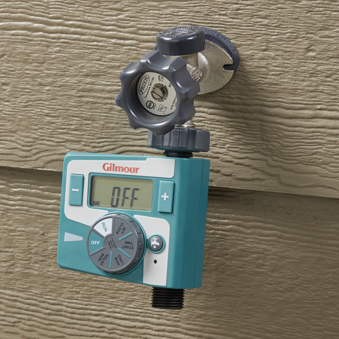Gilmour Single Outlet Electric Timer
