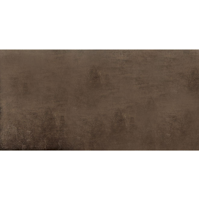 "Porcelain Floor Tile - ""Piaggio"" - Chocolate"