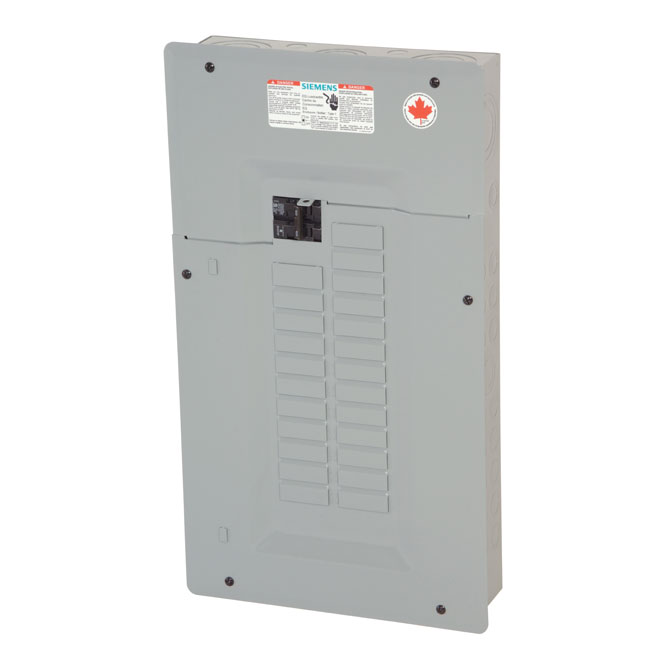 100A Electrical Panel with 24 Circuits Expandable to 48