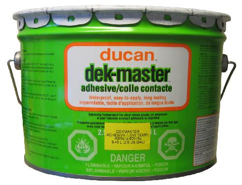 Solvent Based Low Temperature Adhesive 9.46 L