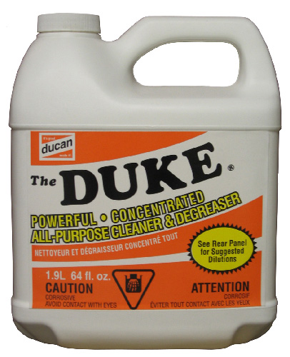 The Duke All-Purpose Cleaner and Degreaser - The Duke - 1.9 L 17530612