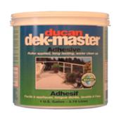 Water-Based Adhesive for Vinyl Decking - 3.78 L - White