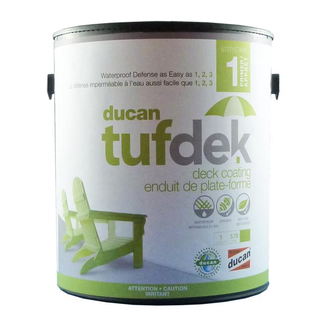 Apprêt pour contre-plaqué « Tufdek »