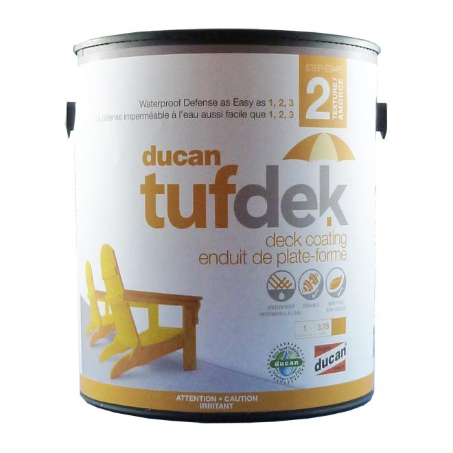 """Acrylic Coating - """"Tufdek"""""""