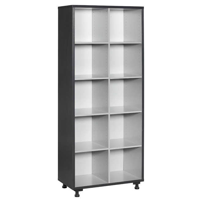 """10-Compartment Tower, 31.25"""" x 76.3"""""""