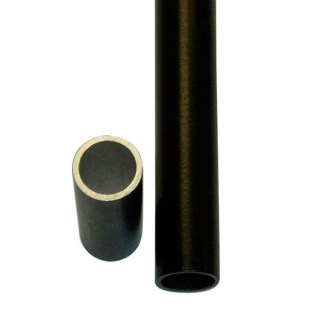 "Metal Baluster 32"" - Satin Black - 10-pack"