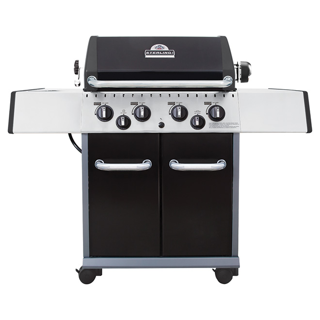 Image result for sterling propane gas BBQ 65000 btu