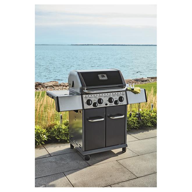 Barbecue au gaz propane, 65 000 BTU, 644 po.ca.