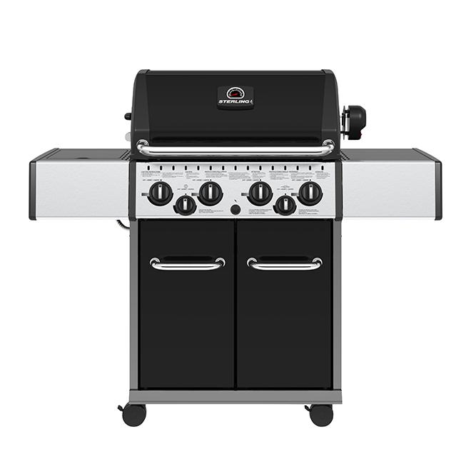 Propane Gas Barbecue - 644 sq. in. - 65,000 BTU - Sterling