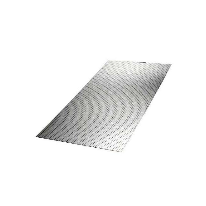 "AFA Hardboard - 1/4"" x 2' x 4' - White"