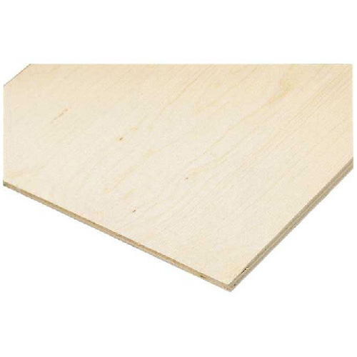 Fir and Pine Plywood Panel - Sanded - G1S - 1/4'' x 2' x 4'