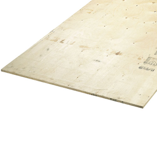 "Plywood - Standard - 3/8"" x 2' x 4'"