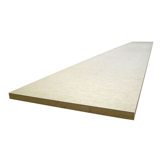 Tablette de MDF naturel 1/2 po x 12 po x 96 po