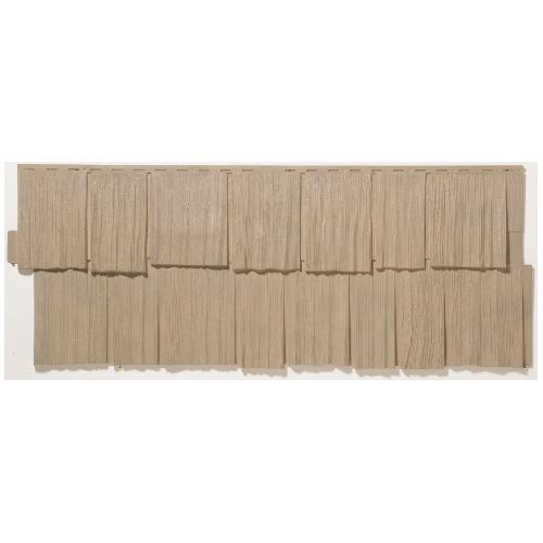 Novik Outdoor Siding - 19 x 48 - Natural Cedar 100070009A
