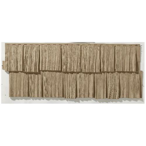 """Revêtement extérieur, 19 x 48"""", sable antique"""