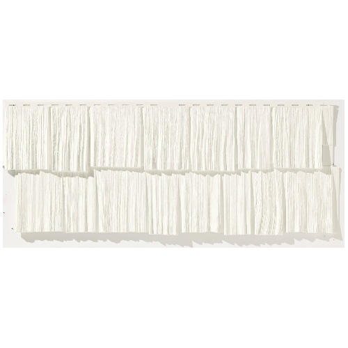 Novik Outdoor Siding - 19 x 48 - White 100070006A
