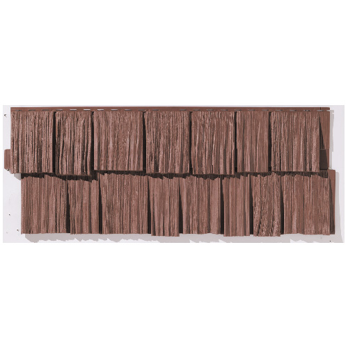 Novik Outdoor Siding - 19 x 48 - Amber 100070005A