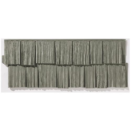 Novik Outdoor Siding - 19 x 48 - Antique Green 100070003A