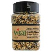 Vital Grill Montreal Meat & Poultry Spice Mix - 215 g