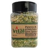 Vital Gril Potato/Vegetable Spice Mix - 185 g