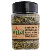 Vital Grill Spice Mix for Fish/Seafood - 240 g