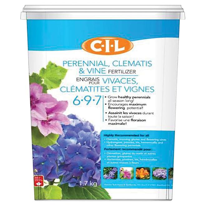 1.7-kg Perennial fertilizer