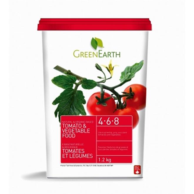 Engrais pour tomates et légumes 1,2 kg