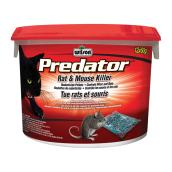 "'Predator"" Rat and Mouse Killer Rodenticide Pellets - 900g"