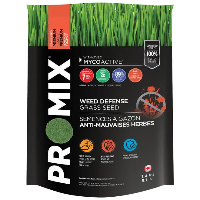 """Weed Defense"" Grass Seed - 1.4 kg"