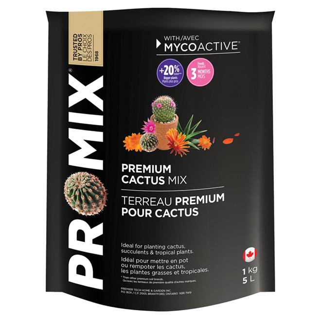 """""""Premium"""" Cactus Mix - 5 L"""