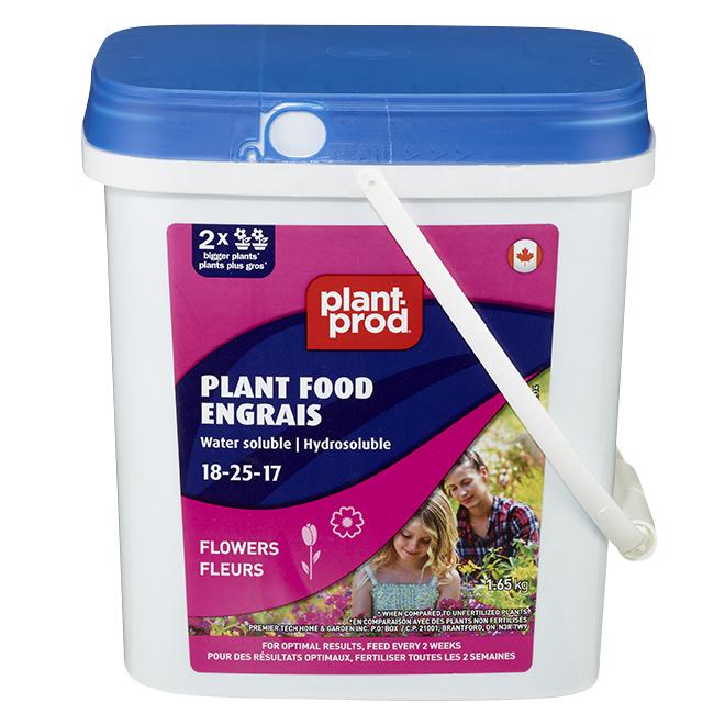 Plant Prod Soluble Fertilizer - Flowers - 1.65 kg 6669120